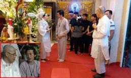 Hoài Linh và loạt sao Việt đến chia buồn khi cha Phước Sang qua đời