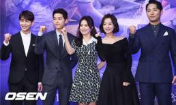 Báo Trung bất ngờ độc quyền tiết lộ dàn khách mời 'khủng' dự đám cưới Song Joong Ki - Song Hye Kyo