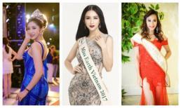 Ba hoa hậu, á hậu của Hoa hậu Đại dương 2014 giờ ra sao?