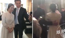 Song Hye Kyo lộ vòng 2 lớn bất thường, lại dấy nghi vấn bầu bí