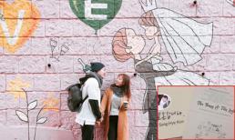 Tung 'hỏa mù' đi dự đám cưới Song - Song nhưng đây mới là hình ảnh thật của Thu Trang tại Hàn Quốc