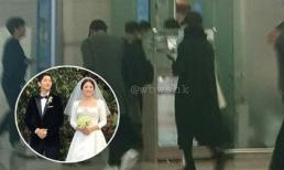 Song Joong Ki và Song Hye Kyo vội vã sang châu Âu hưởng tuần trăng mật sau đám cưới