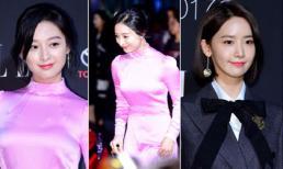 Elle Style Awards 2017: Yoona, mỹ nhân 'Hậu duệ Mặt trời' xuất hiện đẹp tựa nữ thần