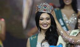 Chung kết Hoa hậu Trái đất 2017: Chủ nhà Philippines đăng quang, Hà Thu dừng chân ở top 16