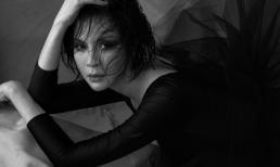 MC Thanh Mai đẹp hút hồn trong bộ ảnh đen trắng gợi nhớ thời còn là vũ công ballet