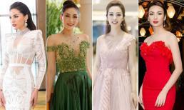 Ai xứng danh 'Nữ hoàng thảm đỏ' showbiz Việt tuần qua? (P72)