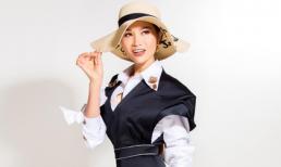 """Diễn viên Xuân Nguyễn """"cực chất"""" với vẻ đẹp cá tính của thời trang street style"""
