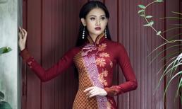 Ngây ngất vẻ đẹp của áo dài hòa quyện cùng khung cảnh Tràng An