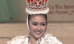 Chung kết Hoa hậu Quốc tế 2017: Người đẹp Indonesia đăng quang, Thùy Dung trượt Top 15