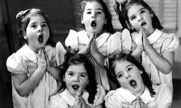 Bi kịch của những cô gái trong ca sinh 5 đầu tiên trên thế giới