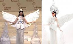NTK trách Thùy Dung: 'Thi Hoa hậu mà mấn 2 kg không đội được'