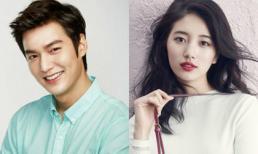 Lee Min Ho đã chính thức chia tay Suzy sau 2 năm hẹn hò