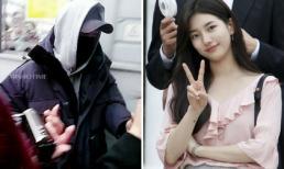 Lee Min Ho trùm kín từ đầu đến chân, Suzy đăng ảnh đẹp lung linh sau khi chia tay