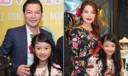Trương Ngọc Ánh, Trần Bảo Sơn tái ngộ trong tiệc sinh nhật con gái