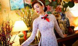 Quỳnh Chi kiêu sa trong loạt ảnh lấy cảm hứng 'Cô Ba Sài Gòn'