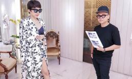 Tóc Tiên đặt hàng riêng NTK Công Trí 2 bộ trang phục trình diễn tại 'MAMA 2017'