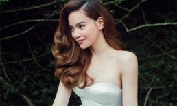 Hồ Ngọc Hà làm cô dâu ngọt ngào mừng tuổi 33