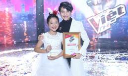 Giọng hát Việt nhí 2017: Ngọc Ánh - Học trò Vũ Cát Tường đăng quang Quán quân