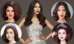 Trước thềm chung kết Miss Universe, loạt sao Việt đồng loạt gửi lời chúc đến Nguyễn Thị Loan