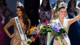Bất ngờ trước sự trùng hợp trang phục mà các Hoa hậu đã mặc và giành chiến thắng tại nhiều cuộc thi sắc đẹp thế giới