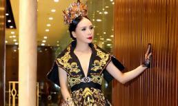 Á hậu doanh nhân Hoàn vũ 2017 sở hữu gu thời trang đẳng cấp