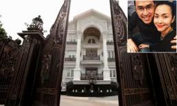 Biệt thự dát vàng trăm tỷ nhà chồng Tăng Thanh Hà lên sóng truyền hình Hàn Quốc