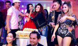 Việt Trinh được đồng nghiệp ở hải ngoại tổ chức sinh nhật hoành tráng tại Mỹ