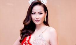 Hoa hậu Hoàn cầu Khánh Ngân làm đại sứ Hòa bình Thế giới