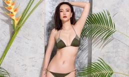 Mướt mắt ngắm đường cong nóng bỏng tuổi 40 của Dương Yến Ngọc với bikini