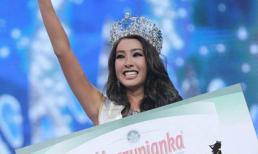 Đại diện Hàn Quốc giành vương miện, Khánh Phương dừng chân ở top 25 tại chung kết Hoa hậu Siêu quốc gia 2017