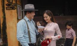 Vợ chồng Thanh Thúy - Đức Thịnh tình cảm bên nhau ở Hội An