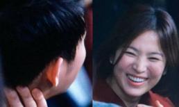 Song Hye Kyo lộ mặt mũm mĩm, hẹn hò đi xem ca nhạc cùng ông xã Song Joong Ki