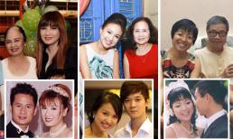 Sao Việt dù ly hôn vẫn dành tình cảm tốt đẹp cho bố mẹ chồng cũ
