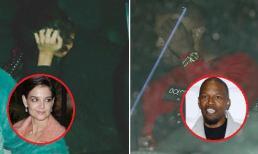 Katie Holmes và người tình da màu lấy tay che mặt khi bị bắt gặp hẹn hò