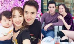 Cuộc sống êm đềm, sung sướng của em trai Đăng Khôi sau khi lấy vợ hai