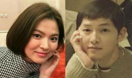 Trong lúc Song Hye Kyo gây chú ý ở Trung Quốc thì ông xã Song Joong Ki lại đi 'hẹn hò' như thế này