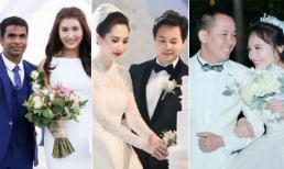 Top 10 đám cưới sao Việt hot nhất năm 2017