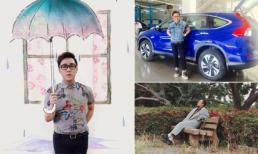Cuộc sống đáng mơ ước và khối tài sản khủng của 'Thánh mưa' Trung Quân Idol
