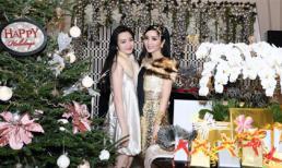 Hoa hậu Đền Hùng Giáng My tổ chức tiệc hoành tráng tại biệt thự