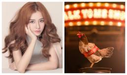 Con gà đeo dải băng 'Miss Showbiz' trong MV mới của Chi Pu nói lên điều gì?