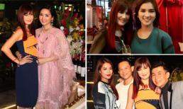 Loạt sao Việt tham dự tiệc sinh nhật hoành tráng của diễn viên Hiền Mai