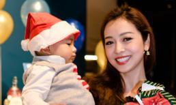 Vợ chồng Jennifer Phạm tổ chức sinh nhật một tuổi cho con trai kháu khỉnh