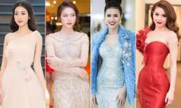 Ai xứng danh 'Nữ hoàng thảm đỏ' showbiz Việt tuần qua? (P76)