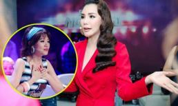 Hồ Quỳnh Hương bất ngờ tiết lộ cuộc trò chuyện với Hari Won sau ồn ào bỏ ghế nóng