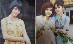 Hé lộ loạt ảnh hiếm trong quá khứ của 'Em bé Hà Nội' Lan Hương