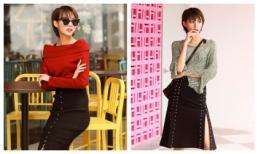 Phí Phương Anh chia sẻ bí kíp mặc đẹp cho những ngày lễ hội cuối năm