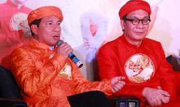 Một số tiết lộ thú vị của Quang Thắng - Chí Trung về Táo Quân 2018