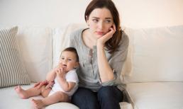 9 cách tự nhiên giúp các mẹ dễ dàng thoát khỏi tình trạng trầm cảm sau sinh