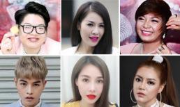 Top 9 sao Việt phẫu thuật thẩm mỹ năm 2017: Ai 'lột xác' nhất?