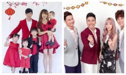Gia đình Lý Hải đón năm mới cùng dàn diễn viên hot trong phim 'Lật mặt 3'